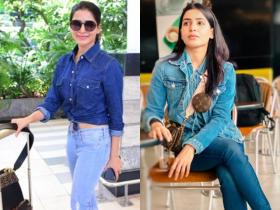 Samantha Akkineni\'s love for denim knows no bounds; See PHOTOS
