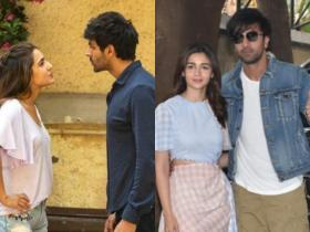 Sara & Kartik to Alia & Ranbir, here\'s a list of rumoured & current couples who are working together in films