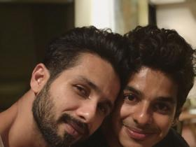 Kabir Singh star Shahid Kapoor\'s BOND with Ishaan Khatter REVEALED in these pics; Check it out
