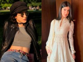 Shanaya Kapoor is the epitome of a millennial style icon; See Pics