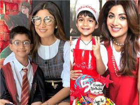 Shilpa Shetty Kundra: Viaan Raj Kundra has one hands on and a fun mom; Check out PHOTOS