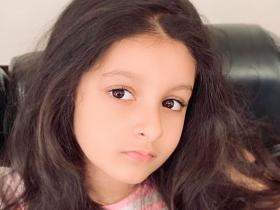 Mahesh Babu\'s daughter Sitara Ghattamaneni looks beyond cute and adorable in THESE pics; Check them out