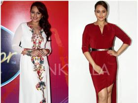 Yay or Nay : Sonakshi Sinha in Hemant - Nandita and Selvage