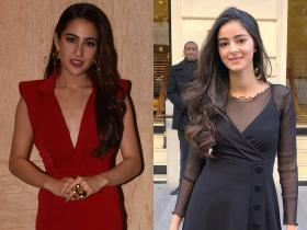 Sara Ali Khan to Ananya Panday, list of shocking controversies of star kids that took the internet by storm