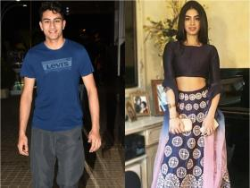 From Ibrahim Ali Khan to Khushi Kapoor, here\'s a list of star kids who plan to enter Bollywood