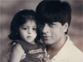 Suhana Khan\'s rare childhood pictures prove she was born to be a star; Check it out