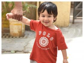 PHOTOS: Taimur Ali Khan\'s stylish attires will leave you stumped; Check it out