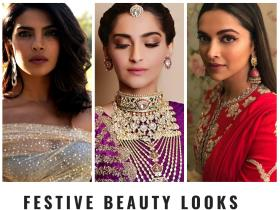 Priyanka Chopra, Deepika Padukone, Sonam Kapoor,: 4 Eyeshadow palettes for that Bollywood diva glamorous look
