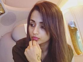 Trisha Krishnan: Garjanai actress\' splendid collection of tattoos will tempt you to get one; Check it out