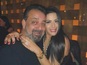 PHOTOS: Sanjay Dutt\'s special moments with his daughter Trishala are unmissable; Check it out