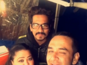 Khatron Ke Khiladi: Vikas Gupta gets bitten by a \'Naagin\' while saving Bharti Singh