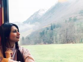 Divyanka Tripathi Dahiya is one adventure junkie and THESE pictures prove that; Check it out