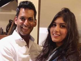Vishal and Anisha Alla Reddy\'s love timeline from meeting for the first time to getting engaged