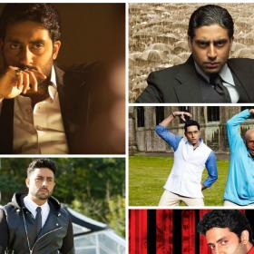 Discussion,Abhishek Bachchan,bunty aur babli,housefull 3,Refugee,Dhoom,Yuva,Guru,Sarkar,16 Years of Abhishek Bachchan