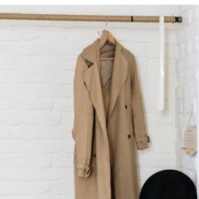 Celebrity Style,Winter,winter fashion,trench coat