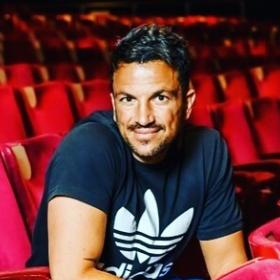 Hollywood,Peter andre