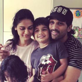 ayaan,Allu Arjun,Sneha,South