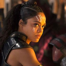 Captain Marvel,Tessa Thompson,Avengers: Endgame,Hollywood
