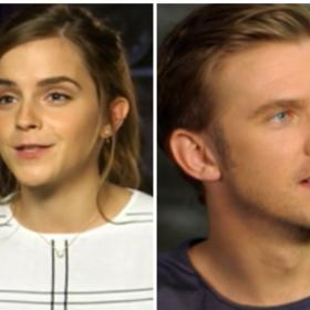 Video,Beauty and the Beast,emma watson,Dan Stevens,Beauty and the Beast Emma Watson