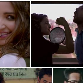 Video,parineeti chopra,Ayushmann Khurrana,meri pyaari bindu