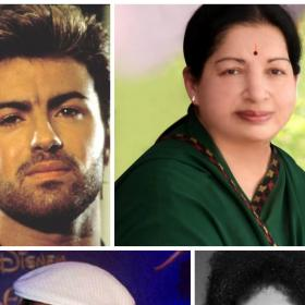Discussion,Prince,Parmeshwar Godrej,Jayalalitha,Surendra Shetty,David Bowie,rajesh vivek,Razak Khan,George Michael,Best of 2016,Alan Rickman,Anil Ganguly,Honey Chhaya,Sulabha Deshpande