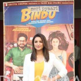 News,parineeti chopra,meri pyaari bindu