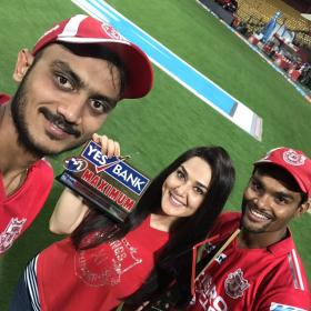 Photos,preity zinta,Kings XI Punjab