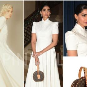 Celebrity Style,sonam kapoor,louis vuitton,rhea kapoor,Anmol jewellers,IWC watches,Philippe Perisse