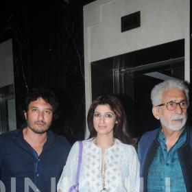 Photos,twinkle khanna,naseeruddin shah,Homi Adajania,Finding Fanny,The Village of Pointless Conversations