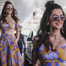 Celebrity Style,Taapsee Pannu,game over,game over trailer