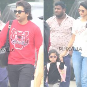 Allu Arjun,Sneha,Arha,South