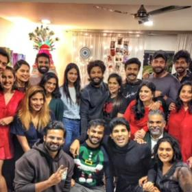 ram charan,Allu Arjun,South,Christmas 2020