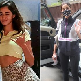 Celebrity Style,Outfit,Ananya Panday,casual