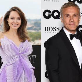 angelina jolie,Hollywood,Christoph Waltz
