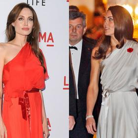 kate middleton,Jenny Packham,Faceoffs,Angelina Jolie