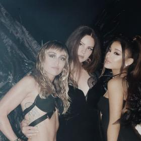 Ariana Grande,Hollywood,charlie's angels