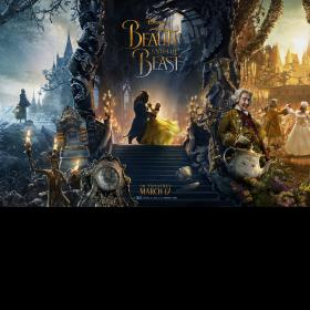 Photos,Beauty and the Beast,emma watson,Dan Stevens,Be our guest