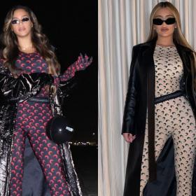 beyonce,Faceoffs,Kylie Jenner,catsuit,marine serre