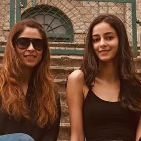 Mother's Day,Exclusives,Ananya Panday,Bhavana Panday