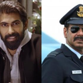 News,Ajay Devgn,rana daggubati,Bhuj: The Pride of India