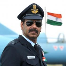News,Ajay Devgn,Bhuj: The Pride of India,Bhuj: The Pride of India first look