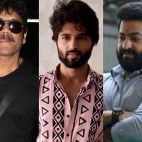 Nagarjuna,jr ntr,Vijay Deverakonda,South,Bigg Boss Telugu 4