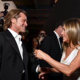 Brad Pitt,jennifer aniston,Hollywood,Emmys 2020