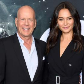 Bruce Willis,Demi Moore,Hollywood,Emma Heming
