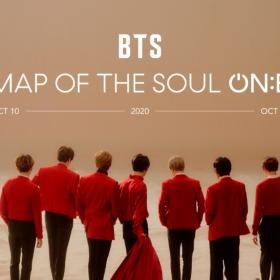 BTS,Hollywood,Map of the Soul ON:E