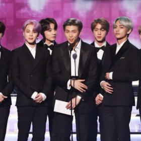 BTS,Hollywood,BLACKPINK,People's Choice Awards 2020
