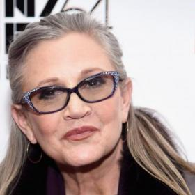 Star Wars,Carrie Fisher,Hollywood