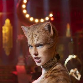 taylor swift,James Corden,Hollywood,Cats,Razzies 2020