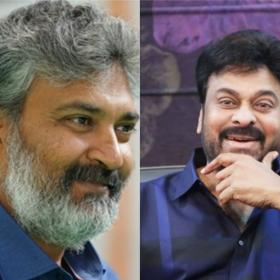 Chiranjeevi,SS Rajamouli,South
