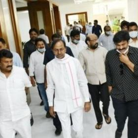 Nagarjuna,Chiranjeevi,South